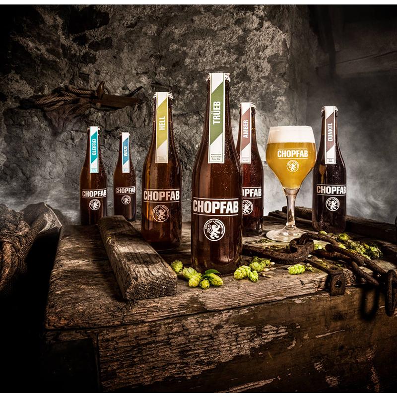 Bier Chopfab